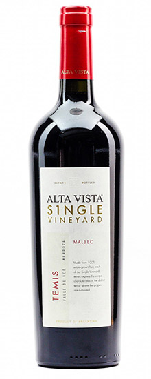 Alta Vista Temis Single Vineyard 2011