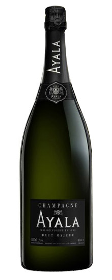 Ayala Brut Nature Silver Limited Edition Jeroboam