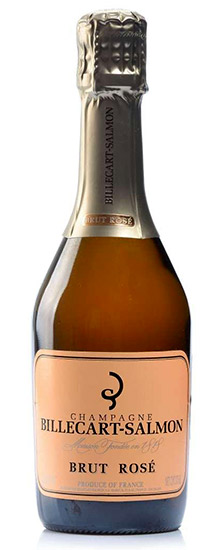 Billecart-Salmon Brut Rosé Mini