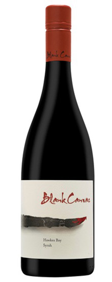 Black Canvas Syrah