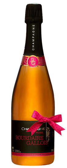 Bourdaire-Gallois Rosé NV