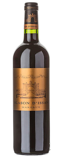 Chateau D'Issan Blason D'Issan 2014