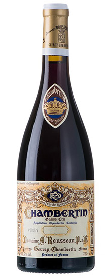 Domain Armand Rousseau Chambertin Grand Cru 2015