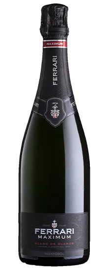 Ferrari Maximum Blanc de Blancs Brut