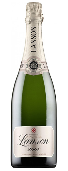 Lanson Gold Label Vintage Brut
