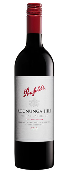 Penfolds Koonunga Hill 2017