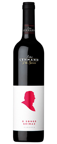 Peter Lehmann Eight Songs Shiraz