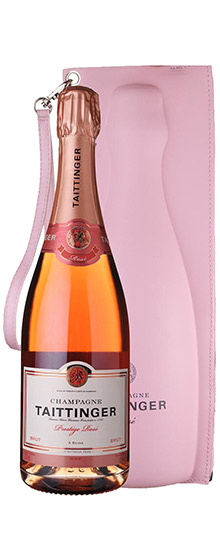 Taittinger Cool Bag Prestige Rosé NV