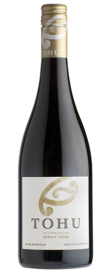 Tohu Single Vineyard Pinot Noir