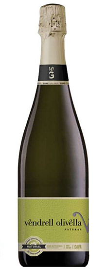 Vendrell Olivella Brut Nature Organic