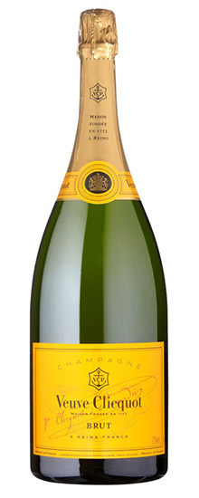 Veuve Clicquot  Brut Jeroboam Luminous