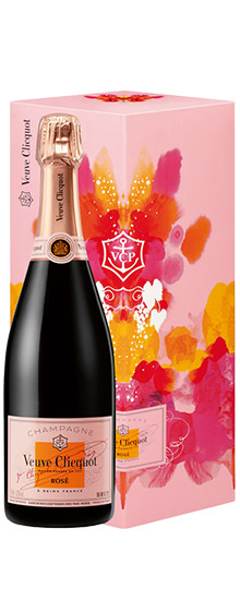 Veuve Clicquot  Rosé P-Ink Revelation